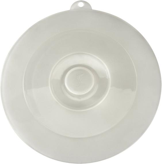 Lurch Silikon-Universaldeckel 27,5 cm weiß