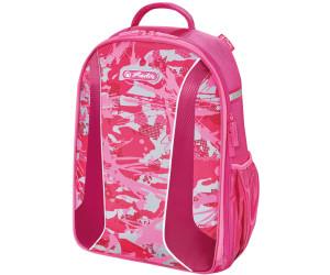 e8e7cf02a2a1d Herlitz be.bag Airgo Camouflage Girl Pink ab € 43