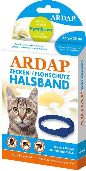 Quiko ARDAP Zecken-/Flohschutzhalsband Katzen