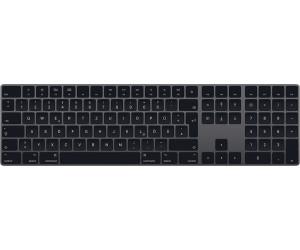 Apple Magic Keyboard with Numeric Keypad (grey)(DE)