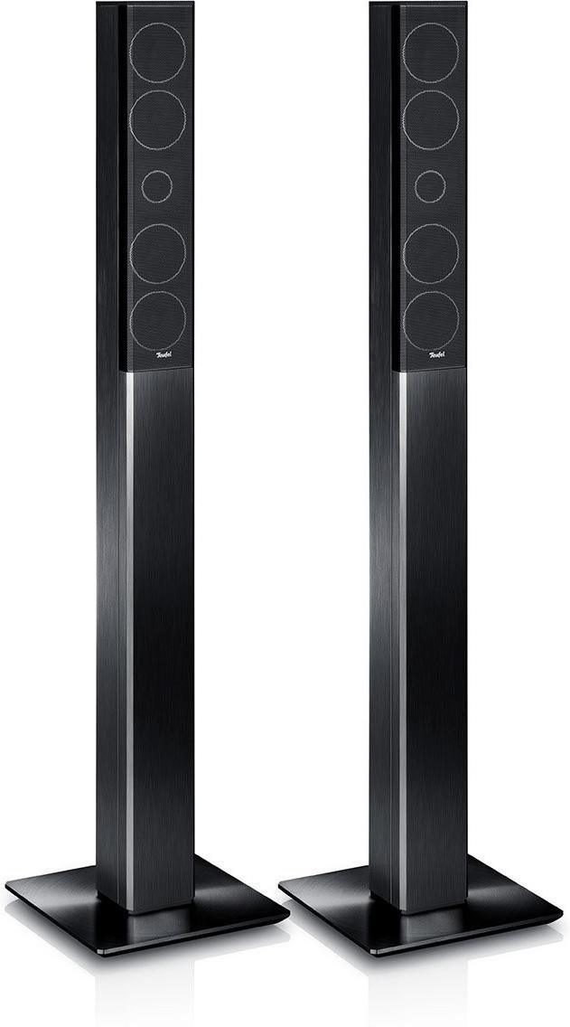 Teufel LT 4 5.1>7.1 Ausbau-Set Säule schwarz