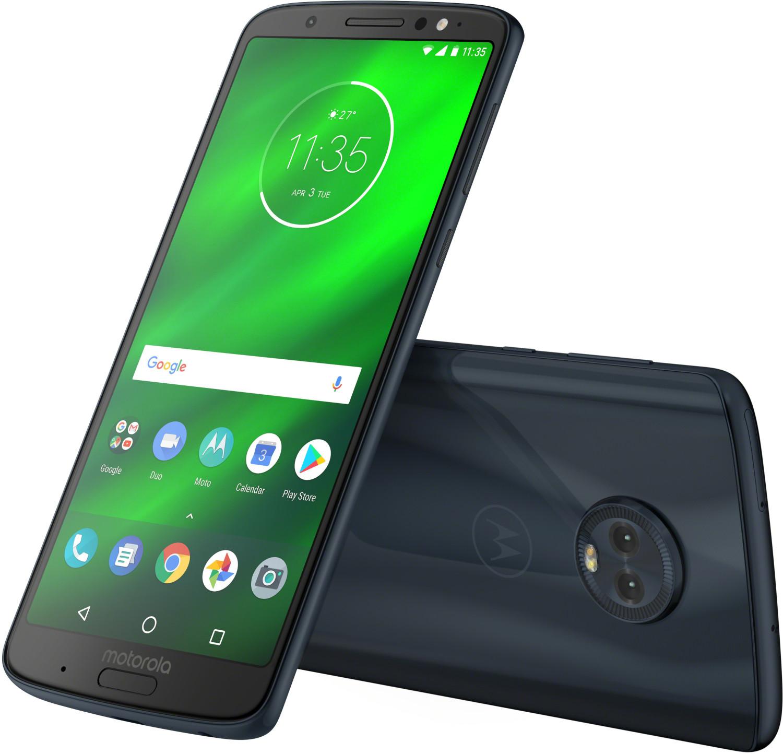 Image of Motorola Moto G6 Plus 64GB deep indigo