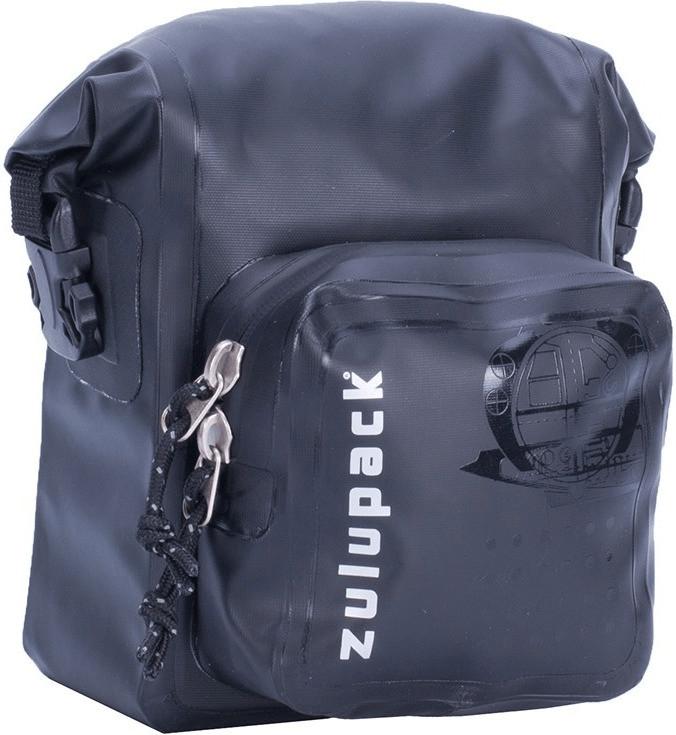 Zulupack Mini Kameratasche schwarz