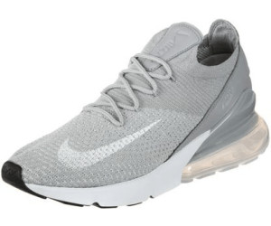 Nike Air Max 270 Flyknit W atmosphere grey/pure platinum/wolf grey ...