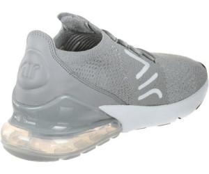Nike Air Max 270 Flyknit W atmosphere grey/pure platinum/wolf grey ...