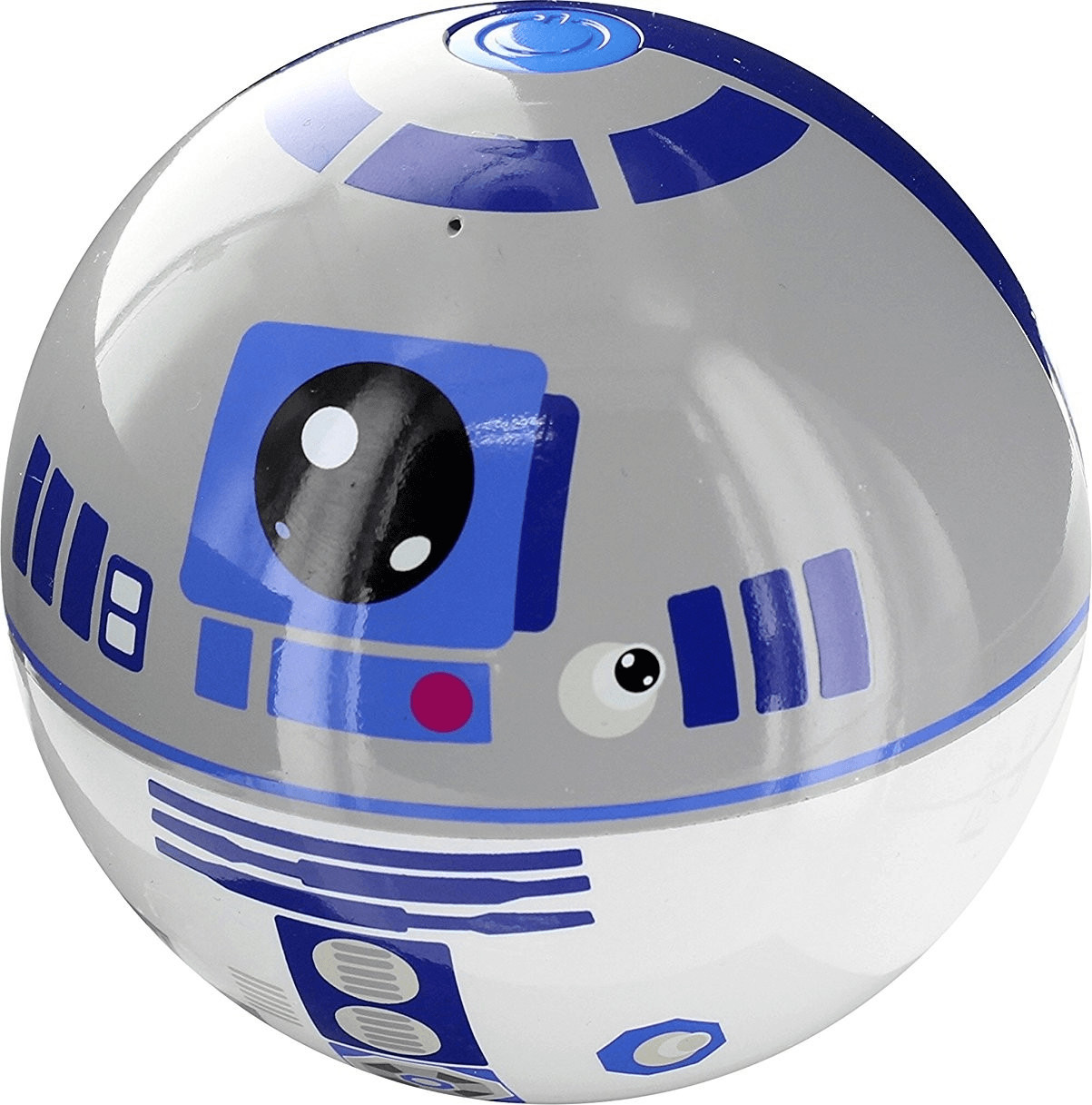 Image of Lazerbuilt Star Wars R2-D2 Portable Wired Speaker