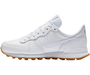 separation shoes save up to 80% exclusive deals Nike Internationalist Women white/white/gum light brown ...
