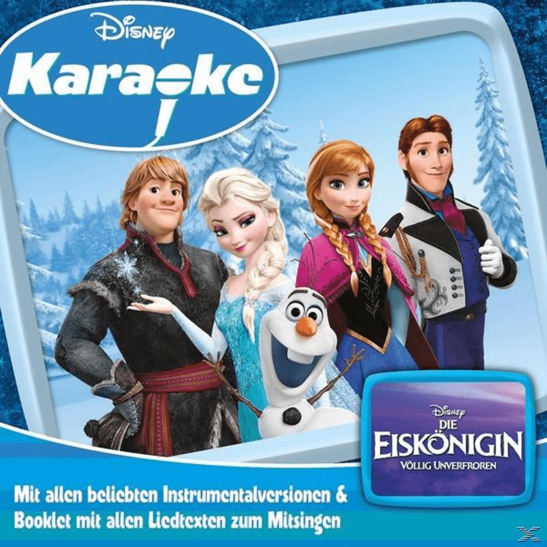 Disney Karaoke - Die Eiskönigin (Frozen) (CD)