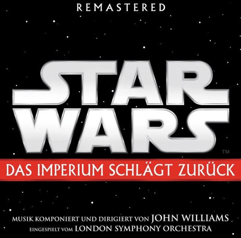 John Williams - Star Wars: Das Imperium schlägt zurück (CD)