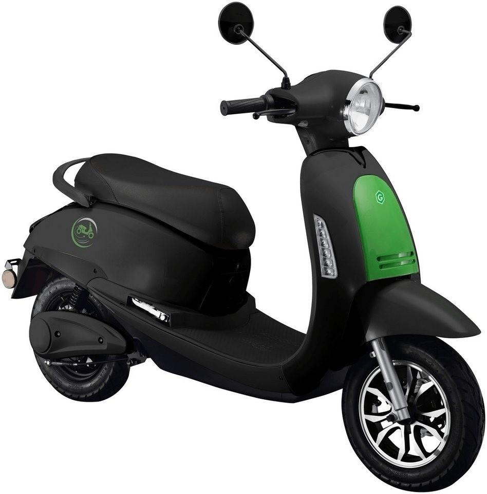 Greenstreet Seed schwarz/grün