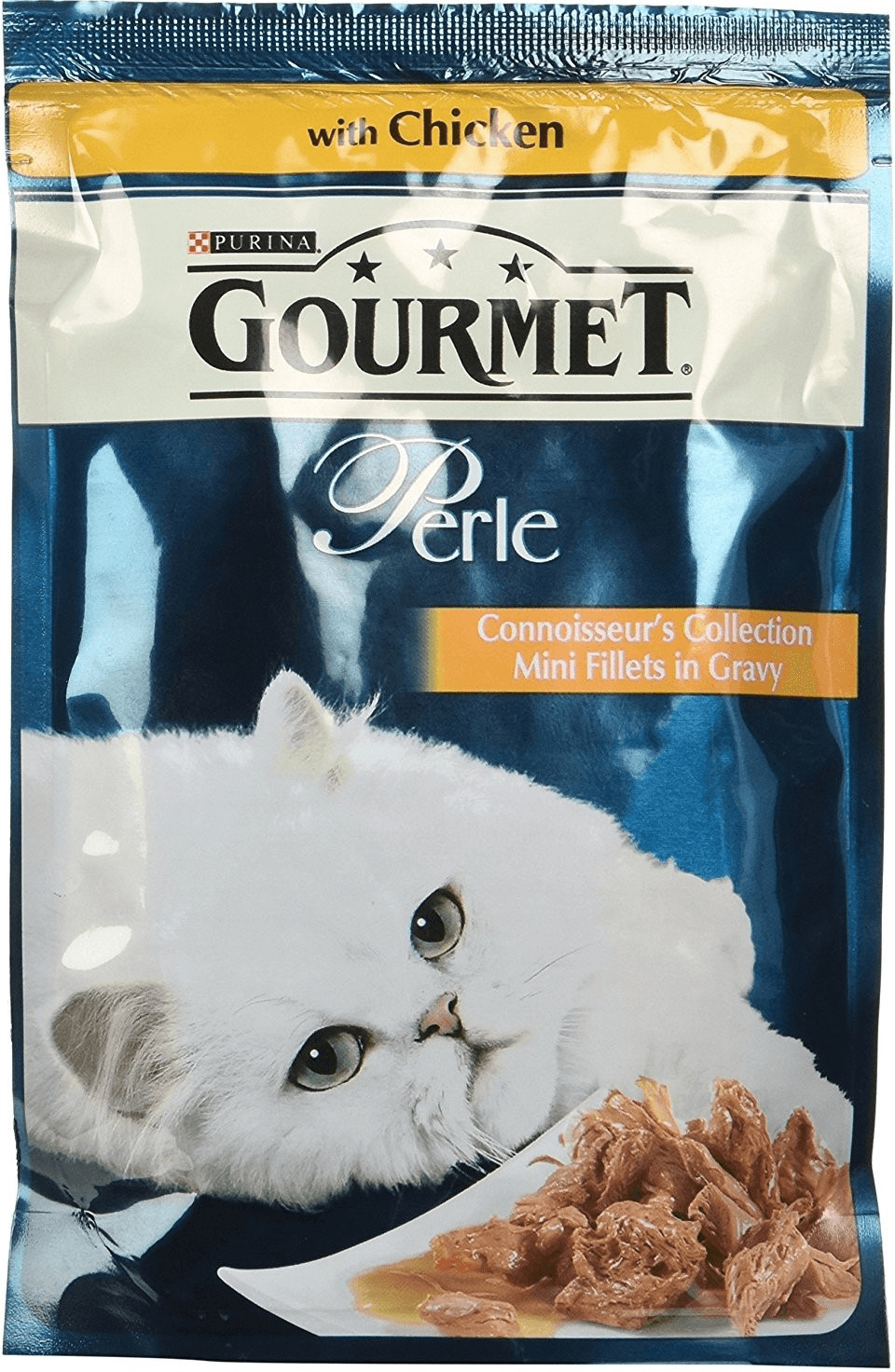 Purina Gourmet Perle Mini Fillets With Chicken ...