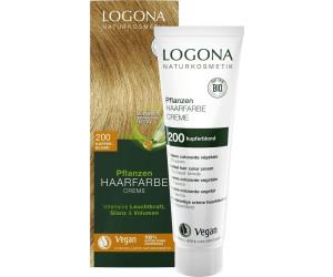 Logona Pflanzen Haarfarbe Creme 200 kupferblond (150ml)