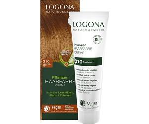 Logona Pflanzen Haarfarbe Creme 210 kupferrot (150ml)
