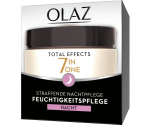 olaz total effects 7 in 1 nachtcreme 50ml ab 4 99. Black Bedroom Furniture Sets. Home Design Ideas