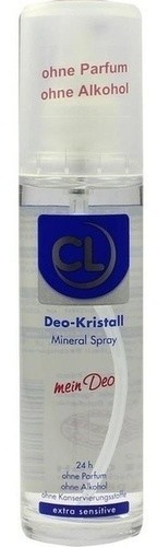 CL Deo Kristall Mineral Spray  (75ml)
