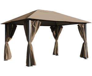 grasekamp paris pavillon seitenteile 3 x 4 m ab 71 99 preisvergleich bei. Black Bedroom Furniture Sets. Home Design Ideas