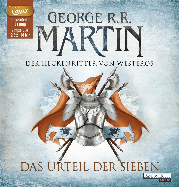 Der Heckenritter von Westeros - Das Urteil der Sieben [CD]