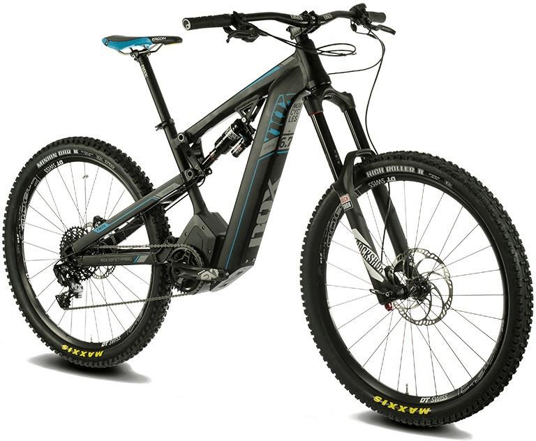 Nox Cycles Hybrid Enduro 6.7 Comp