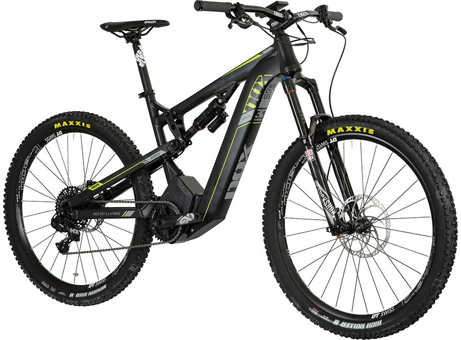 Nox Cycles Hybrid All-Mountain Comp