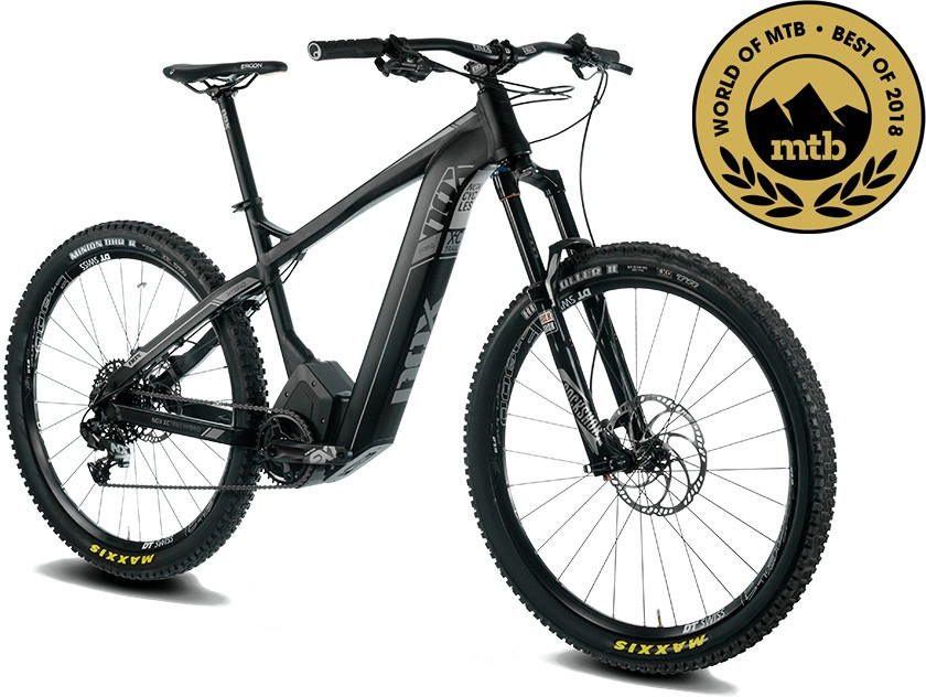 Nox Cycles Hybrid XCTrail Comp