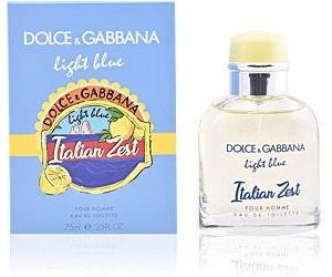 Dolce   Gabbana Light Blue Italian Zest pour Homme Eau de Toilette ... 0c3f61750916