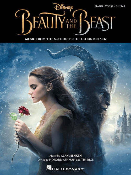 Image of Hal Leonard Beauty and the Beast (Piano/Vocal/Guitar)