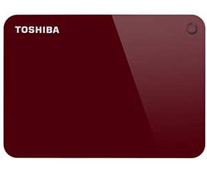 Toshiba Canvio Advance 2TB rot
