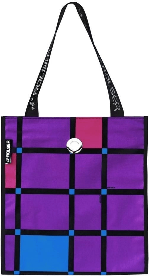 Rolser Shopping Bag Cuadro more (SHB017)
