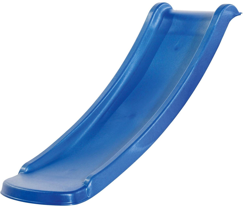Karibu Akubi Rutsche klein 120 cm für Podesthöhe 60 blau