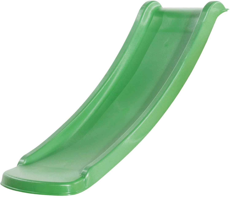 Karibu Akubi Rutsche klein 120 cm für Podesthöhe 60 grün