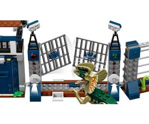 LEGO Angriff des Dilophosaurus Mehrfarbig Bausatz 75931