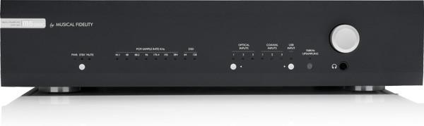 Musical Fidelity M6s DAC (schwarz)