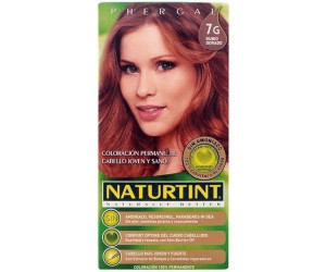 Naturtint Permanente Haarfarbe 7G Goldblond