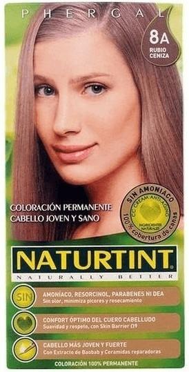 Naturtint Permanente Haarfarbe 8A Aschblond