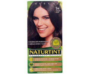 Naturtint Permanente Haarfarbe 5N Kastanienbraun hell
