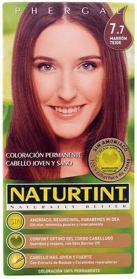 Naturtint Permanente Haarfarbe 7.7 Teide Braun