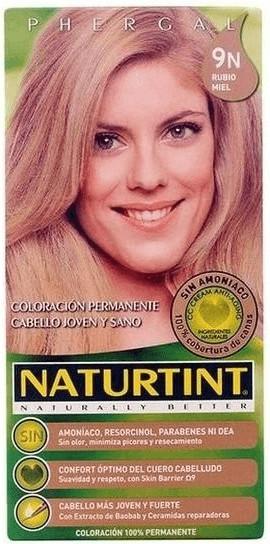Naturtint Permanente Haarfarbe 9N Honigblond