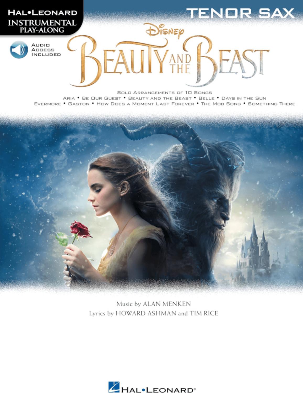 Image of Hal Leonard Beauty and the Beast Play-Along