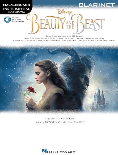 Image of Hal Leonard Beauty and the Beast Play-Along (Clarinet)