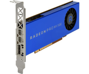 HP Radeon Pro WX 3100 4GB GDDR5