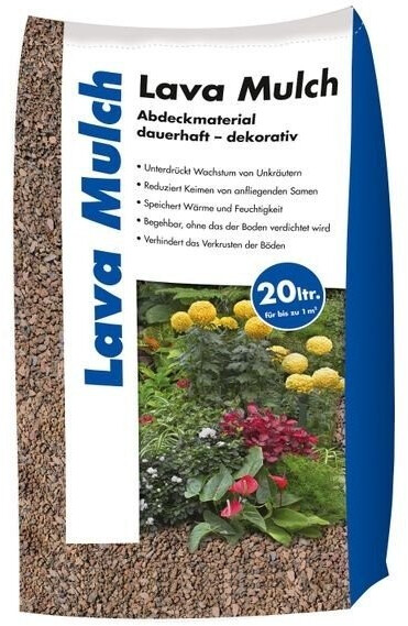 Hamann Lava-Mulch 16-32 mm rot (20 L)