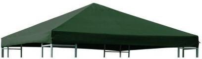 FRG Ersatzdach 3 x 3 m grün