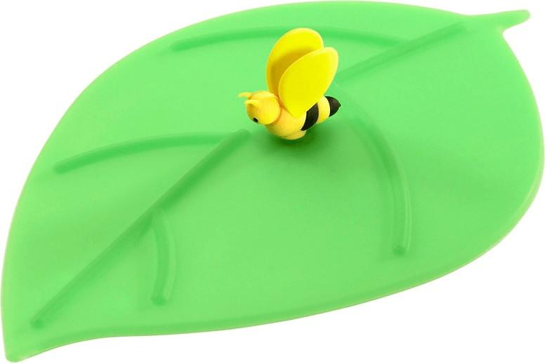 Lurch Getränkedeckel Blatt Biene