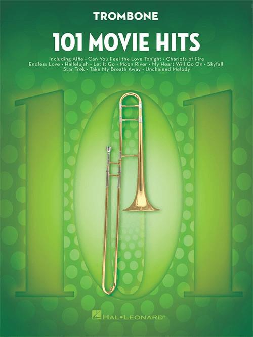 Image of Hal Leonard 101 Movie Hits (Trombone)