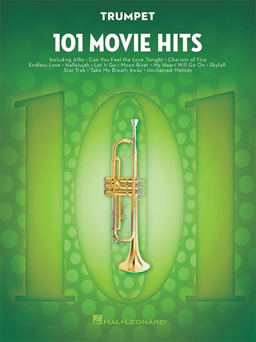 Hal Leonard 101 Movie Hits (Trompete)