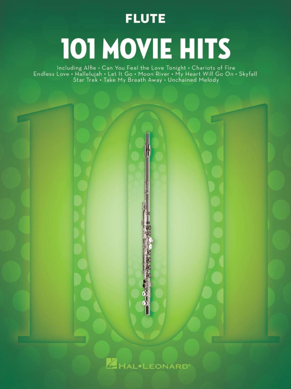 Hal Leonard 101 Movie Hits (Querflöte)