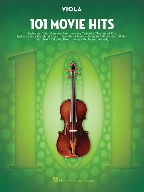 Image of Hal Leonard 101 Movie Hits (Viola)