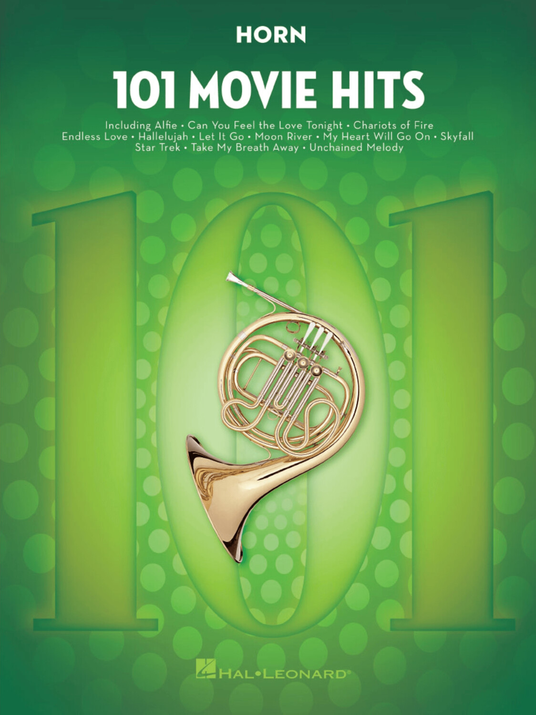 Image of Hal Leonard 101 Movie Hits (Horn)