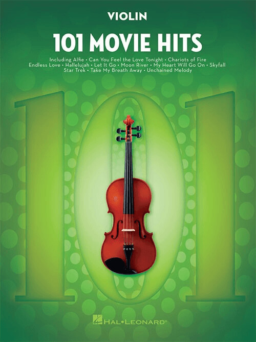 Hal Leonard 101 Movie Hits (Violine)
