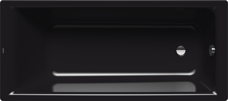 Kaldewei Puro 652 170 x 75 cm schwarz